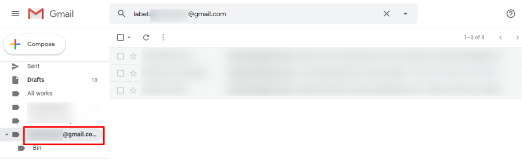 free up space in gmail account old