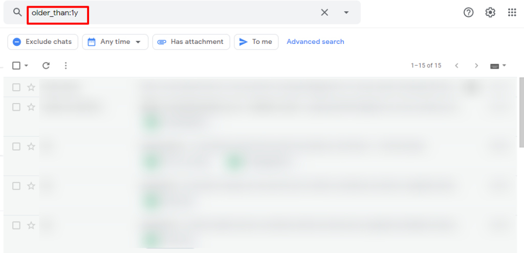 file time query search