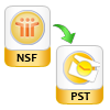 export nsf to pst outlook