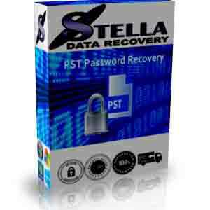 recover pst password