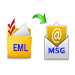 convert eml email to msg
