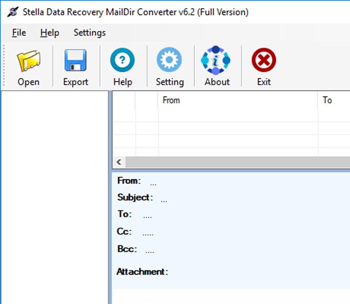 Click to download Stella Maildir Converter Software